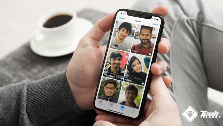 Use People Album and Change Key Photos on iPhone/iPad
