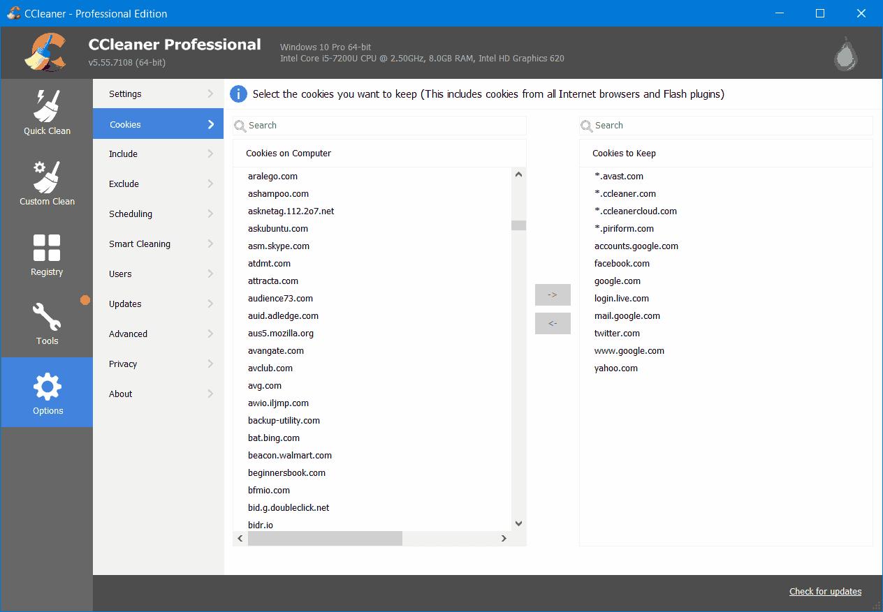 CCleaner Professional -Screenshot-4