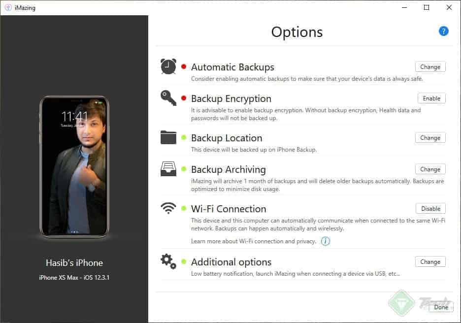 iMazing Screenshot 5