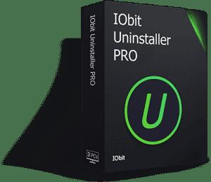 IObit Uninstaller Box shot