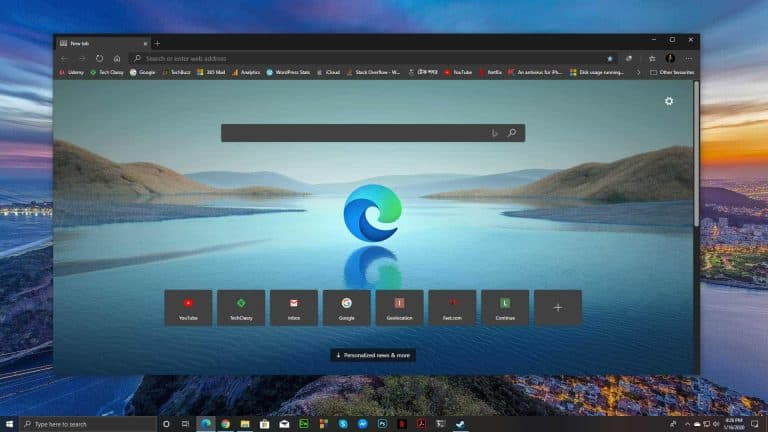 Microsoft Edge Chromium Review