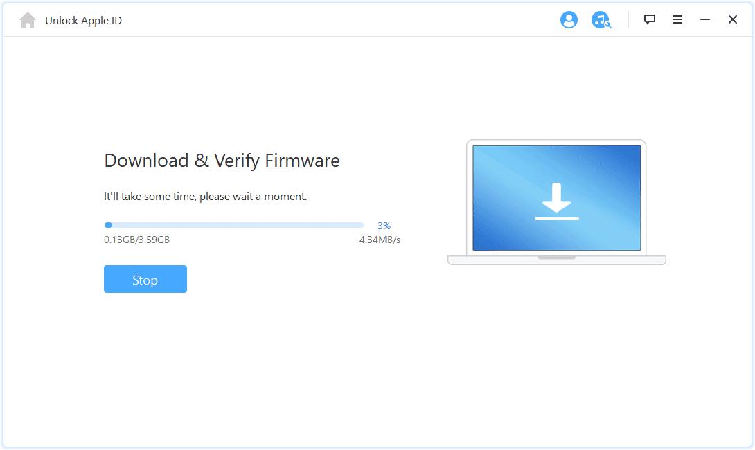 LockWiper Downloading Firmware