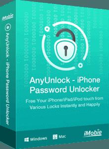 anyunlock iphone passcode unlocker boxshot