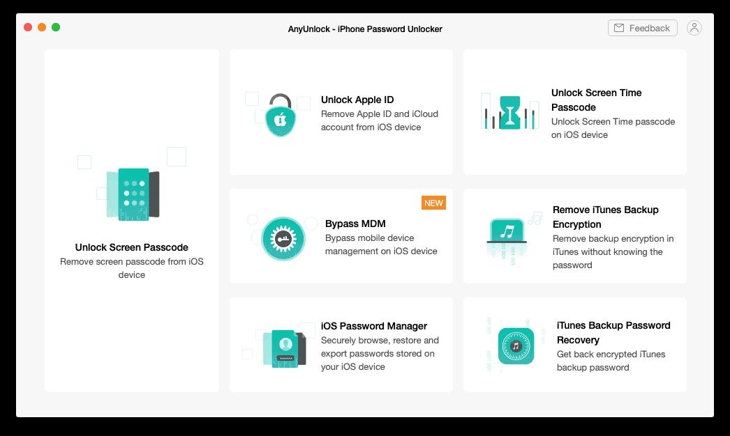anyunlock iphone password scr 1